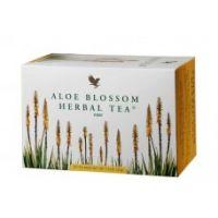 Herbatka z kwiatem aloesu