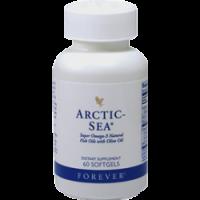 Nienasycone kwasy tłuszczowe omega-3 Forever Arctic-Sea