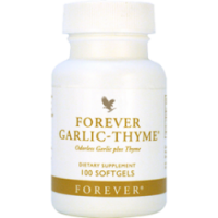 Tymianek i olejek czosnkowy Forever Garlic-Thyme