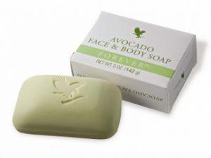 Mydło do twarzy i ciała z awokado Avocado Face & Body Soap