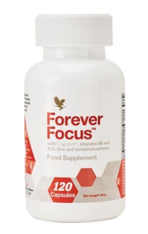 Forever Focus - odżywka dla umysłu
