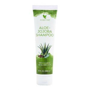 Aloesowy Szampon do włosów z jojobą Aloe - Jojoba Shampoo