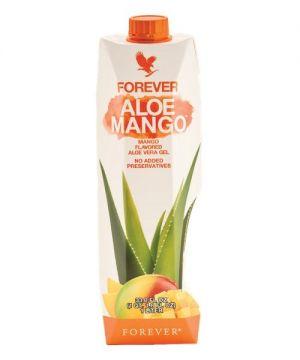 Miąższ Aloesowy z Mango Forever Aloe Mango